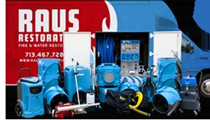 Raus Restoration Fire Equipment