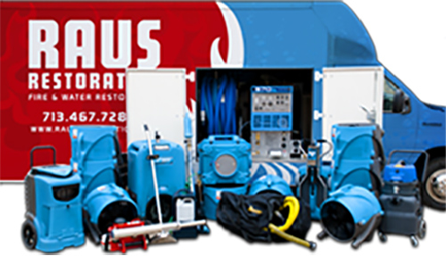 Raus Restoration Fire Equipment