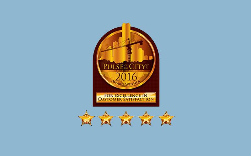 Pulse of the City Award